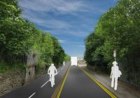Canal Road Greenway Mock-up